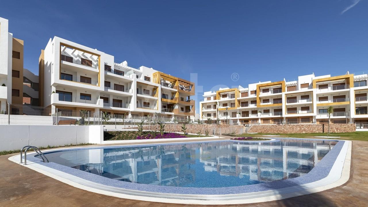 3 bedroom Apartment in Finestrat  - UBA116775 - 1