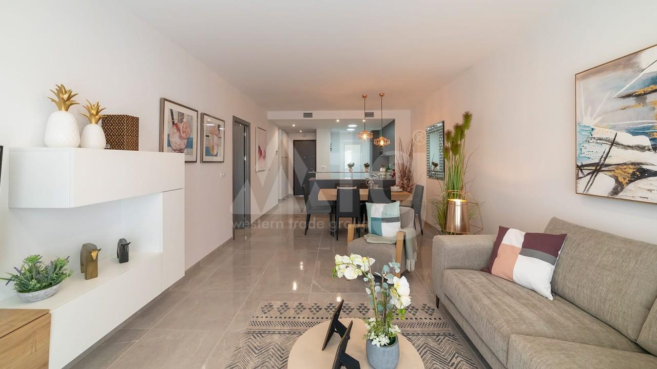 3 bedroom Apartment in Finestrat  - UBA116775 - 4