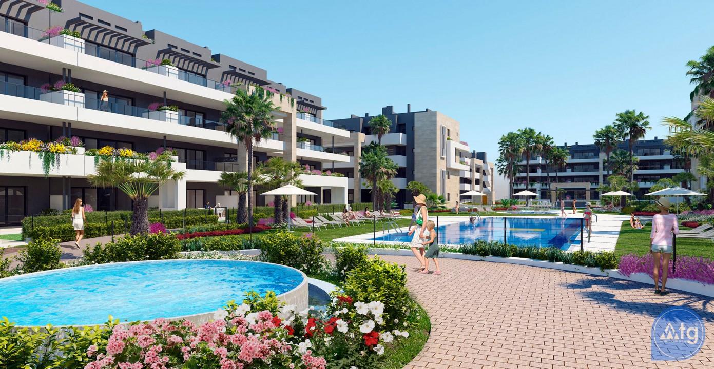3 bedroom Apartment in Finestrat  - UBA116782 - 2