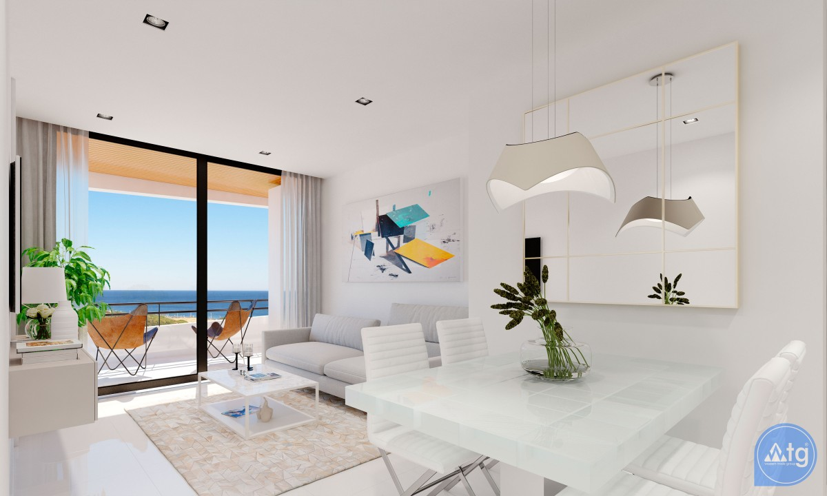 2 bedroom Apartment in Gran Alacant  - NR117325 - 3