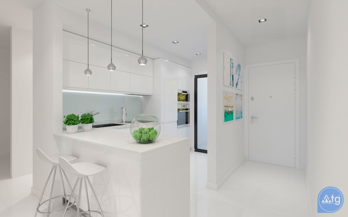 2 bedroom Apartment in Gran Alacant  - NR117325 - 5