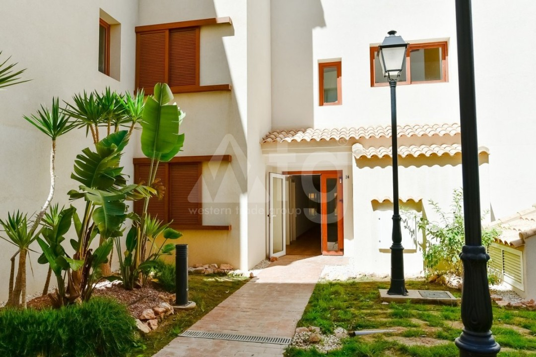 2 bedroom Apartment in La Manga  - GRI115258 - 20