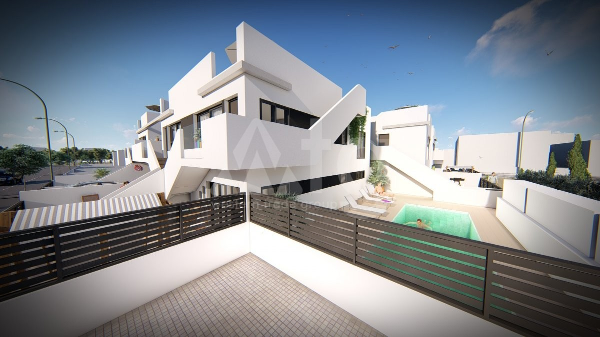 2 bedroom Apartment in La Manga  - GRI115256 - 1