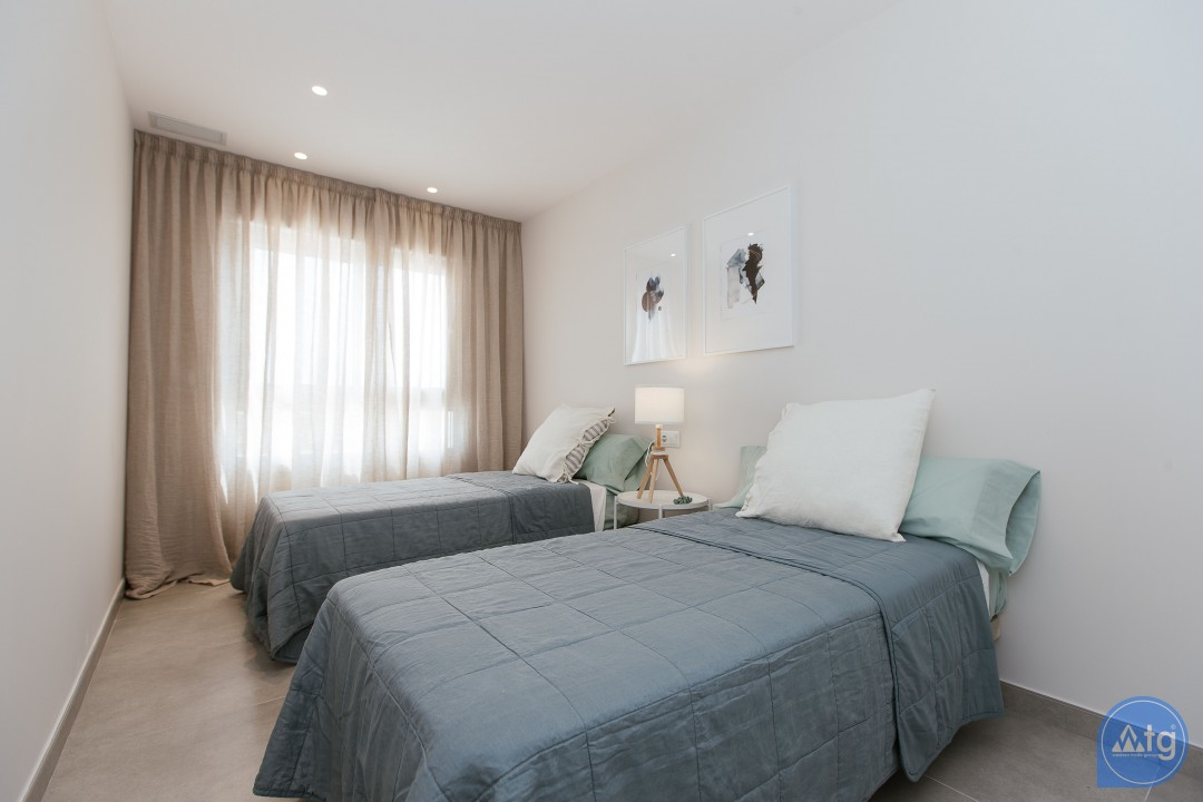 2 bedroom Apartment in La Manga  - GRI115256 - 18