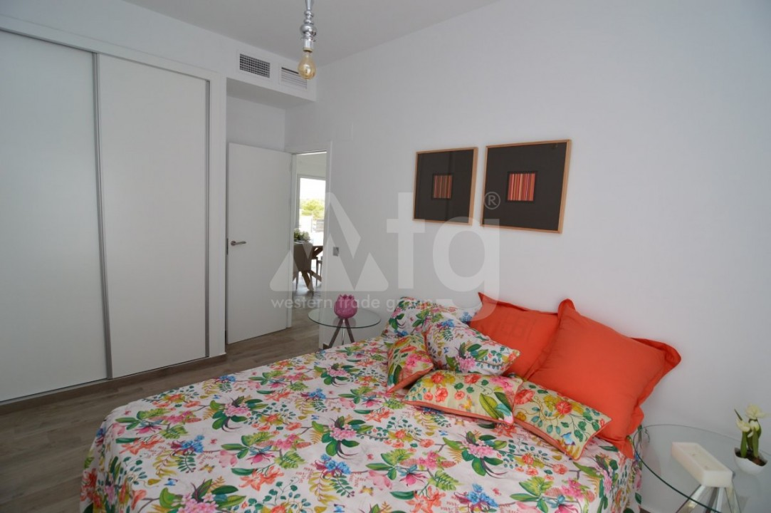 2 bedroom Apartment in La Manga  - GRI115251 - 13