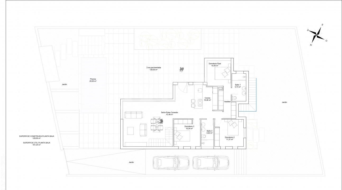 2 bedroom Apartment in La Mata - AG5868 - 24