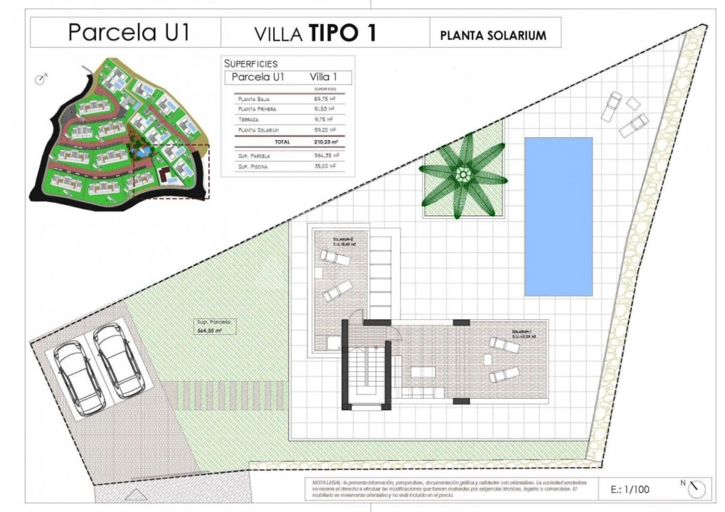 2 bedroom Apartment in Mil Palmeras  - SR114421 - 16