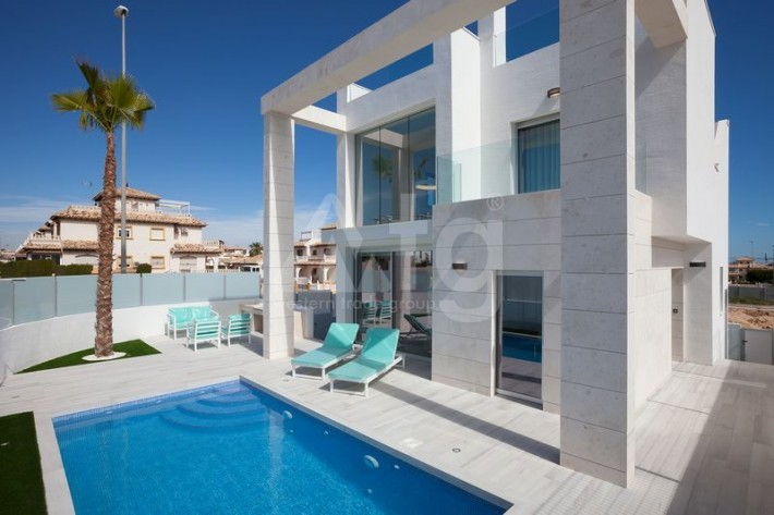 3 bedroom Apartment in Orihuela - AGI8456 - 1