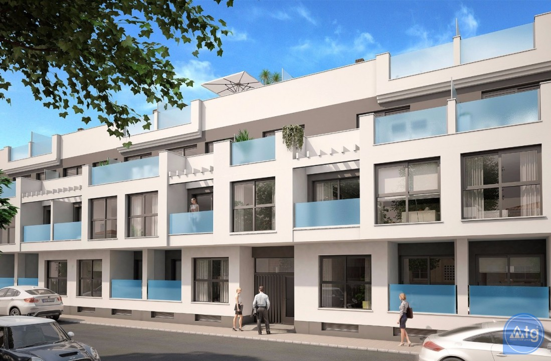 3 bedroom Apartment in Pilar de la Horadada  - MG2770 - 9