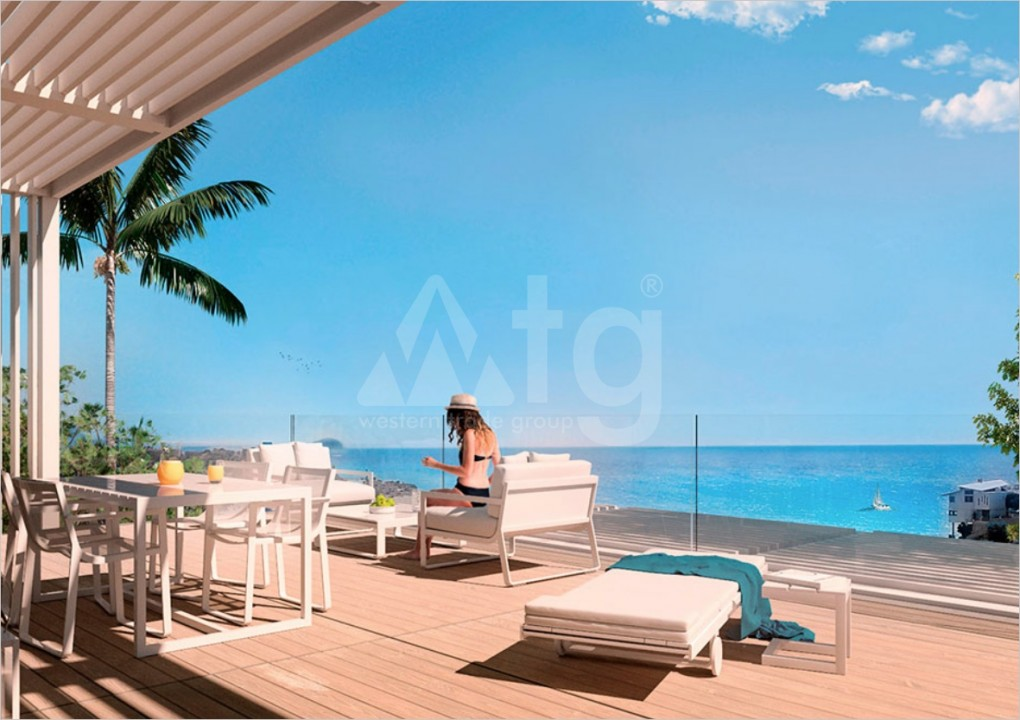 2 bedroom Apartment in Playa Flamenca - TR7314 - 1