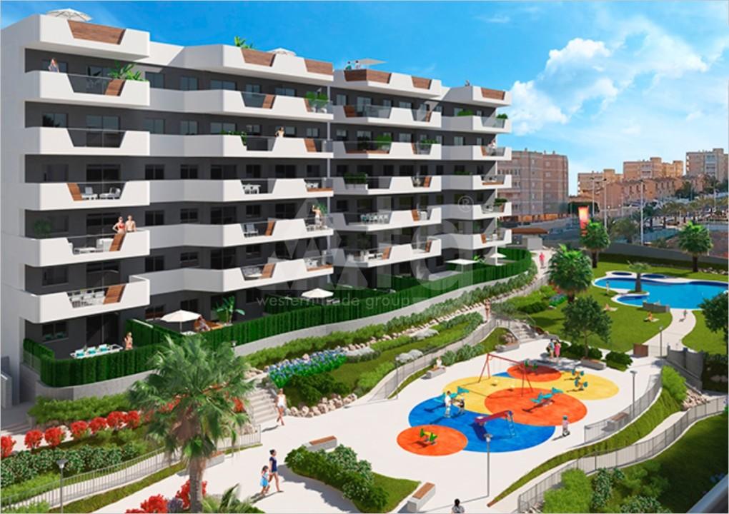 2 bedroom Apartment in San Pedro del Pinatar  - GU8310 - 1