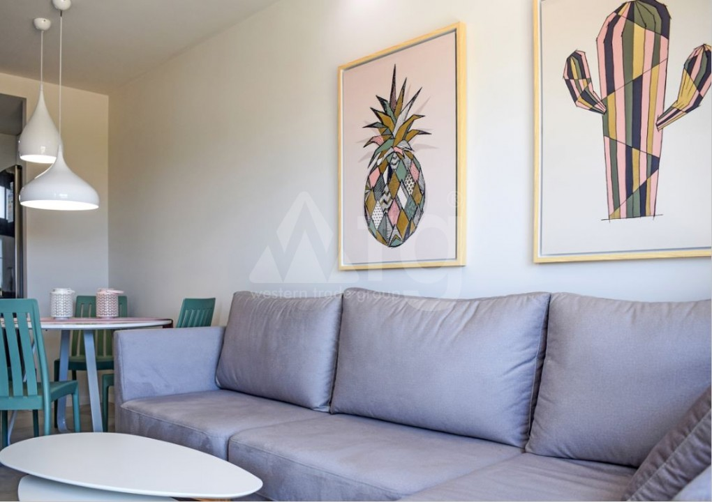 3 bedroom Apartment in Torre de la Horadada  - CC7391 - 2