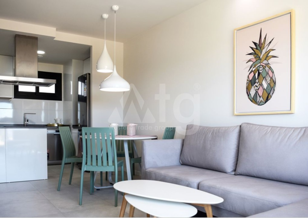 3 bedroom Apartment in Torre de la Horadada  - CC7391 - 3