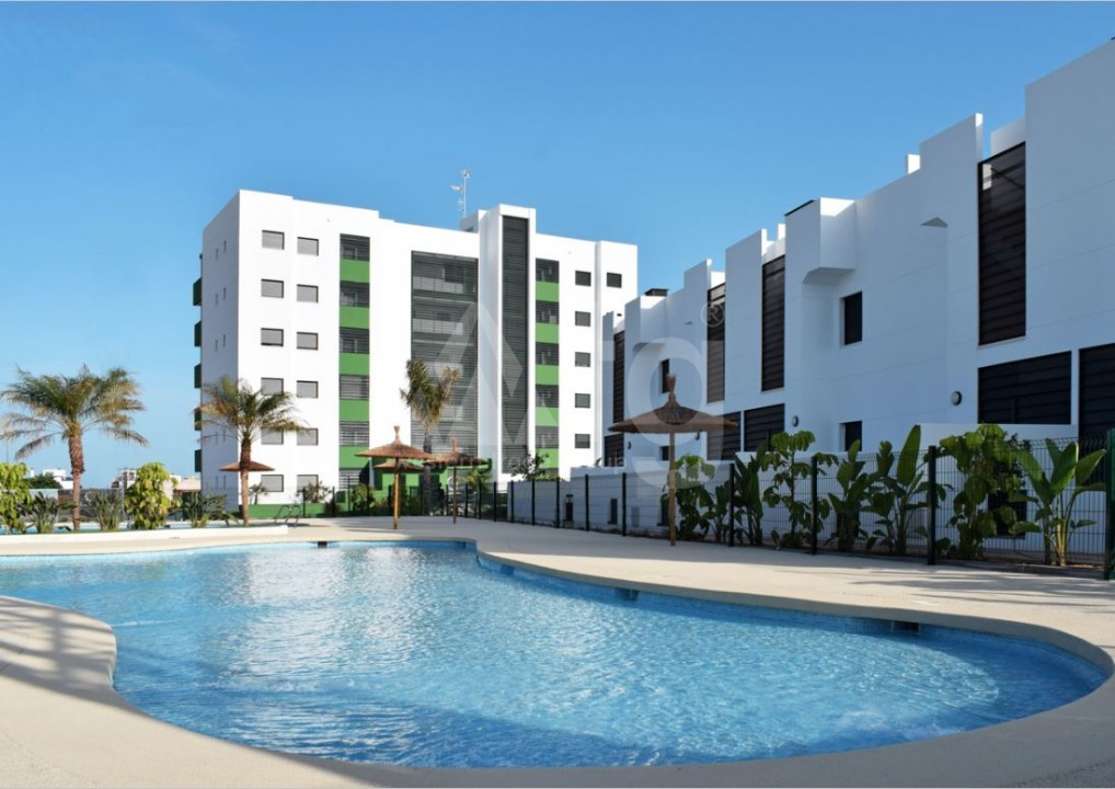 3 bedroom Apartment in Torre de la Horadada  - CC7391 - 7