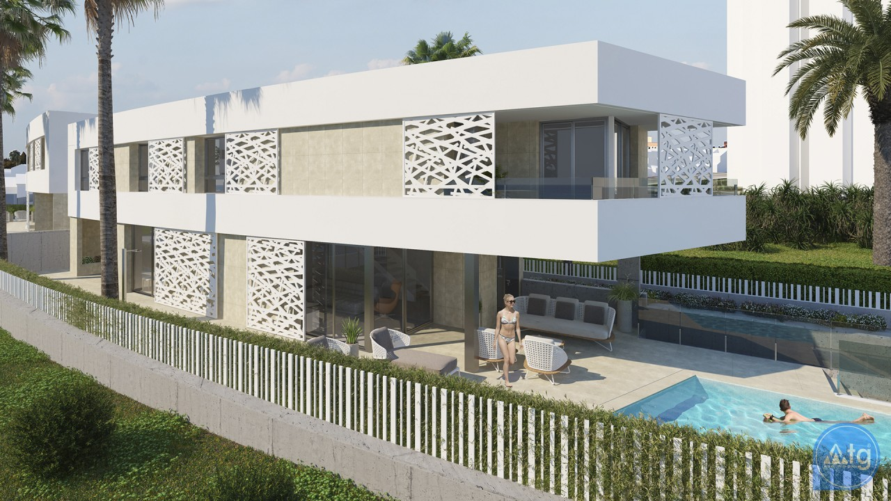 2 bedroom Apartment in Torrevieja  - IR6791 - 1