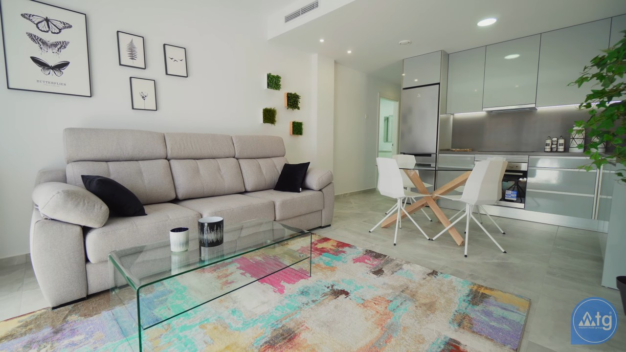 2 bedroom Apartment in Torrevieja - AG5925 - 4