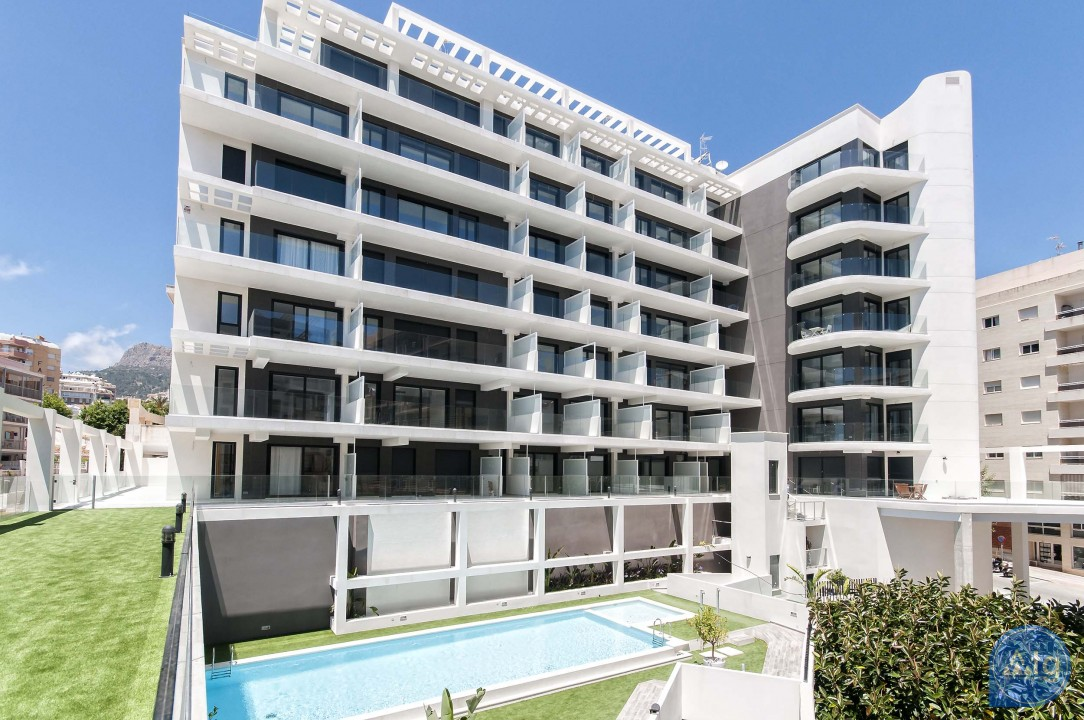 2 bedroom Apartment in Calpe  - SOL116479 - 1