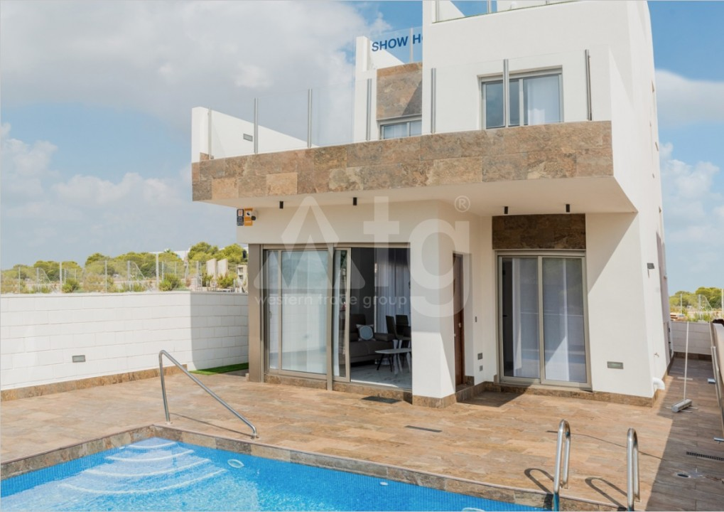 3 bedroom Apartment in Dehesa de Campoamor - TR7288 - 1