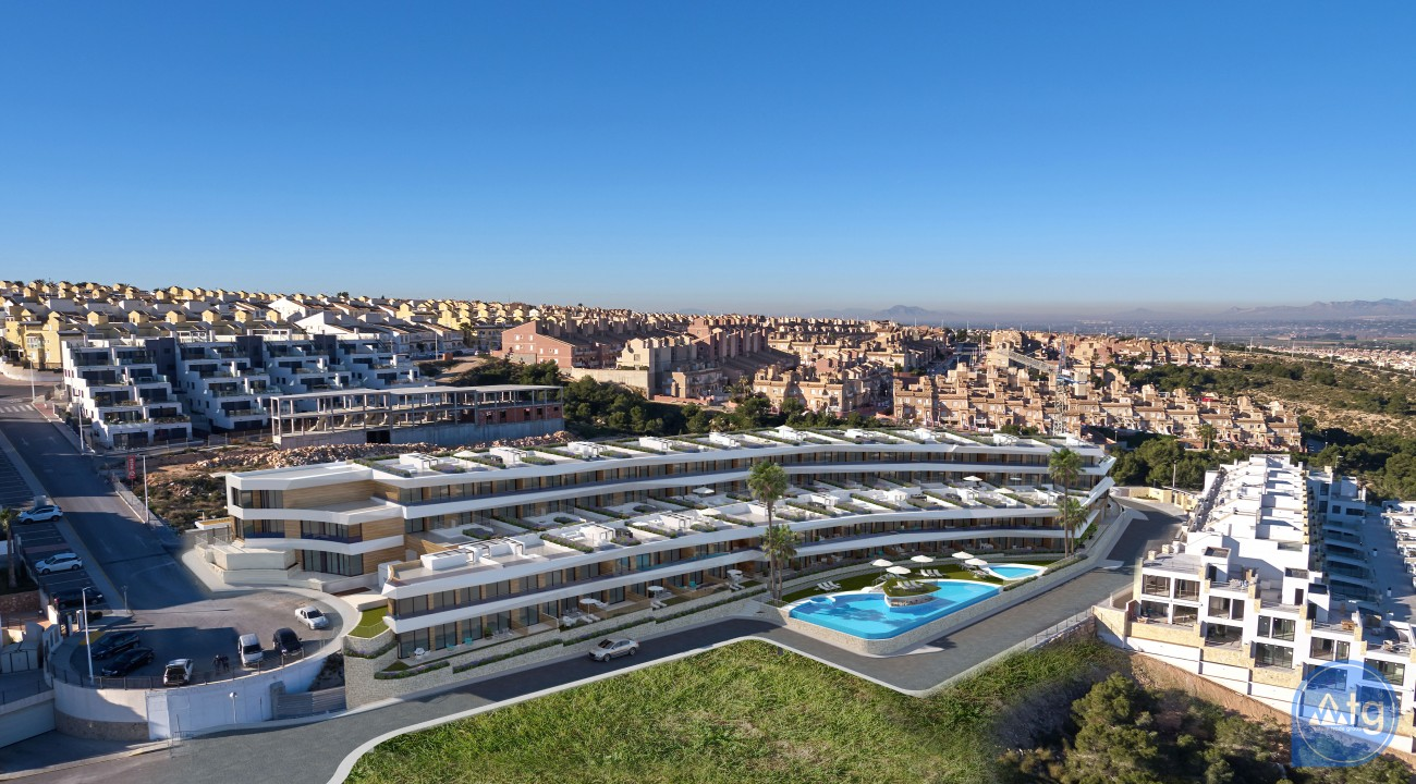 3 bedroom Apartment in Gran Alacant  - NR117345 - 11