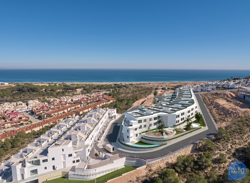 3 bedroom Apartment in Gran Alacant  - NR117345 - 13