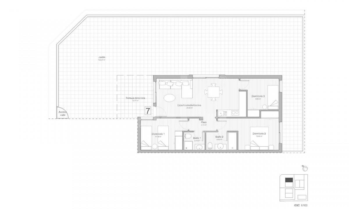 3 bedroom Apartment in Punta Prima - OV6171 - 21