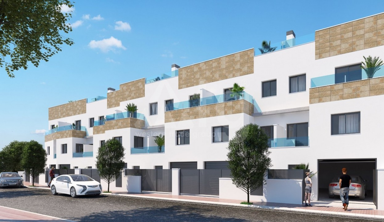3 bedroom Apartment in Torrevieja  - MS115090 - 1