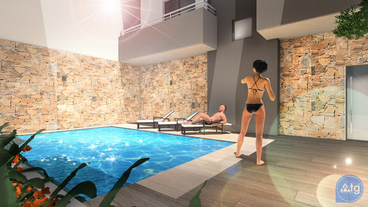 1 bedroom Apartment in Torrevieja - AG3006 - 6
