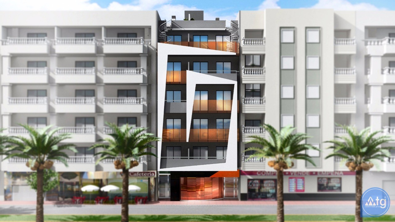 1 bedroom Apartment in Torrevieja - AG3006 - 8