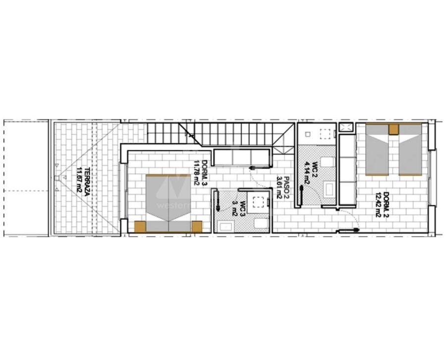 2 bedroom Bungalow in Algorfa - PT8113 - 10