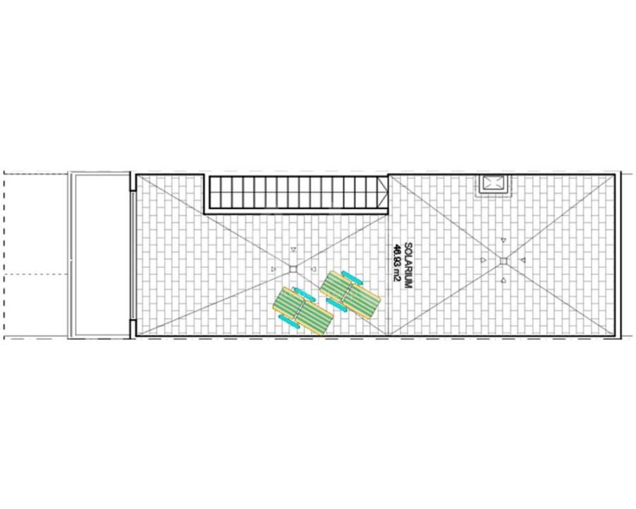 2 bedroom Bungalow in Algorfa - PT8113 - 11