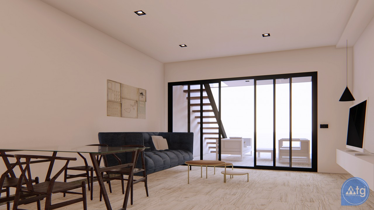 2 bedroom Bungalow in Finestrat  - IM119182 - 20