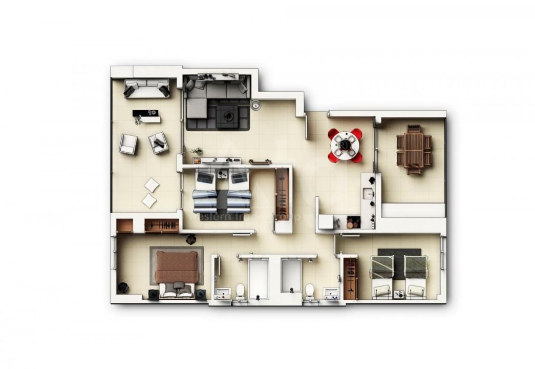 2 bedroom Bungalow in Guardamar del Segura  - CN115223 - 25