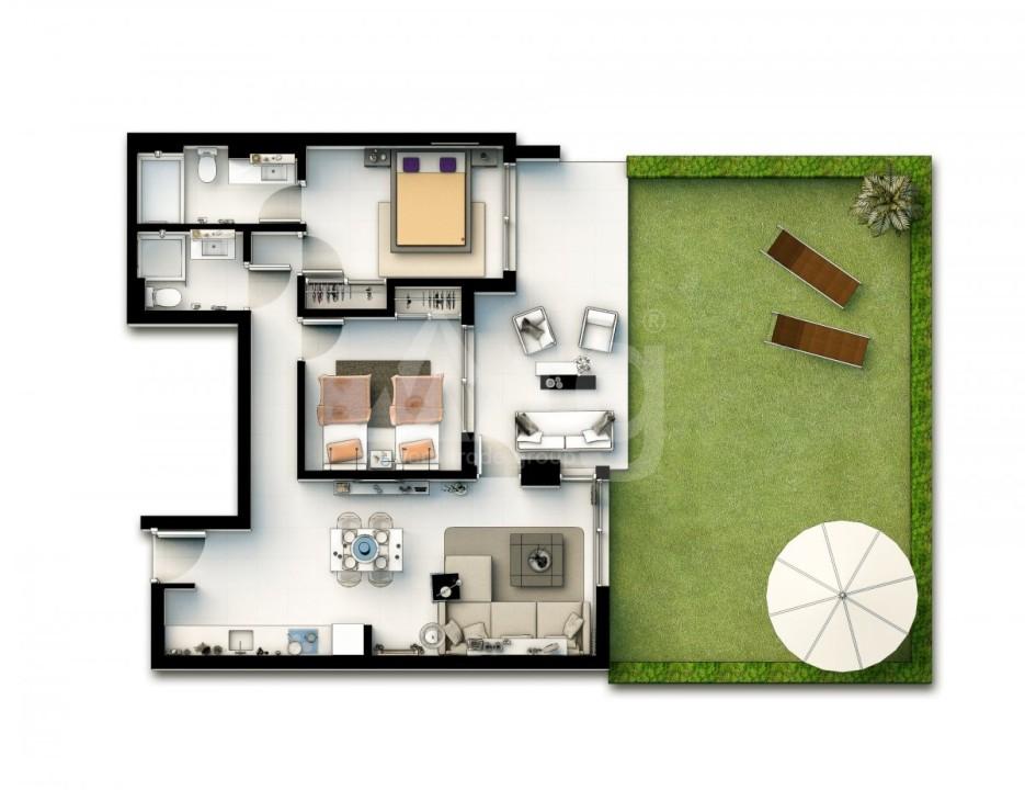 2 bedroom Bungalow in Guardamar del Segura  - CN115223 - 26