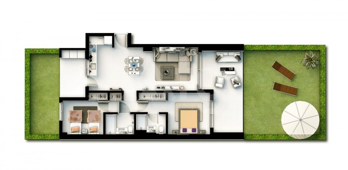 2 bedroom Bungalow in Guardamar del Segura  - CN115223 - 27