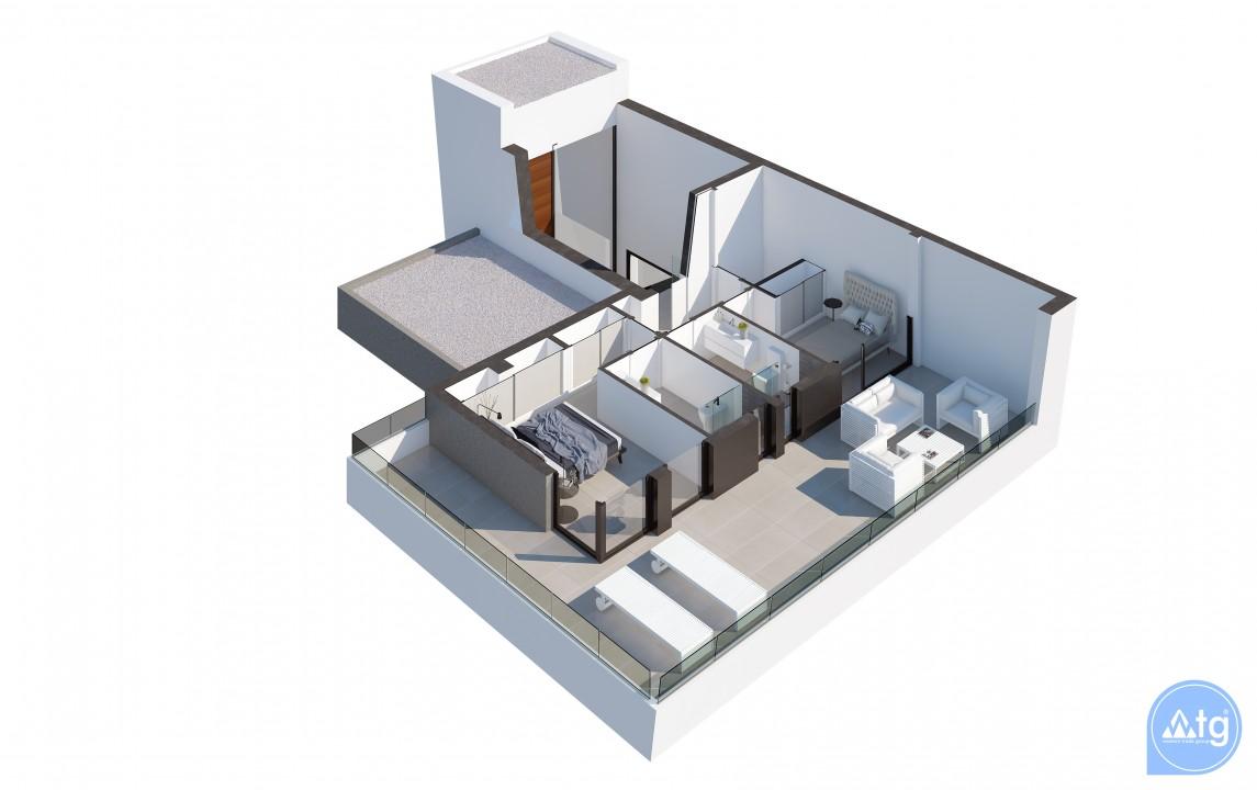 2 bedroom Bungalow in Guardamar del Segura - CN6495 - 23