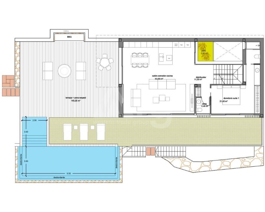 2 bedroom Bungalow in Guardamar del Segura  - CN7815 - 11