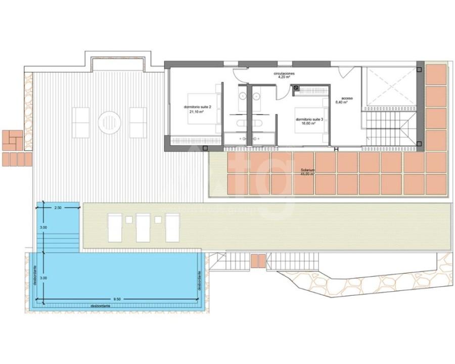 2 bedroom Bungalow in Guardamar del Segura  - CN7815 - 12