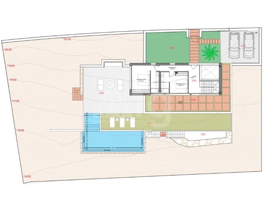 2 bedroom Bungalow in Guardamar del Segura  - CN7815 - 9