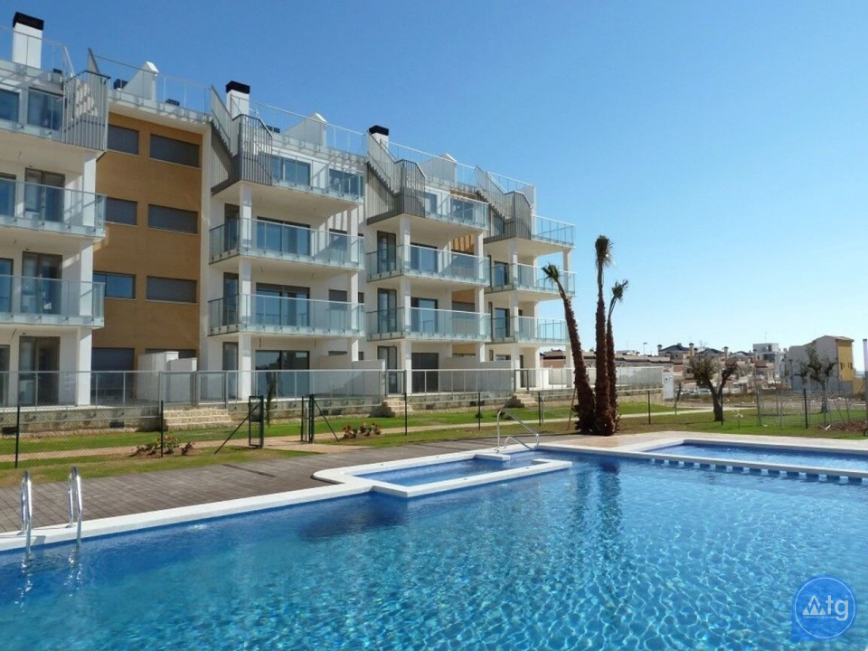 2 bedroom Bungalow in Orihuela - VG7976 - 1
