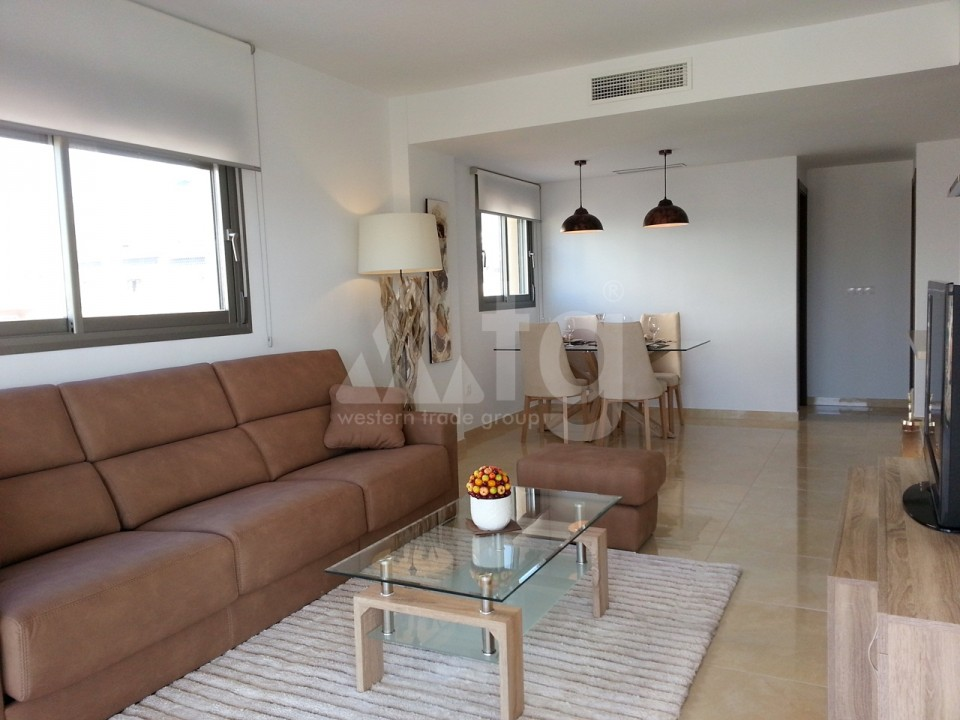 2 bedroom Bungalow in Orihuela - VG7976 - 2