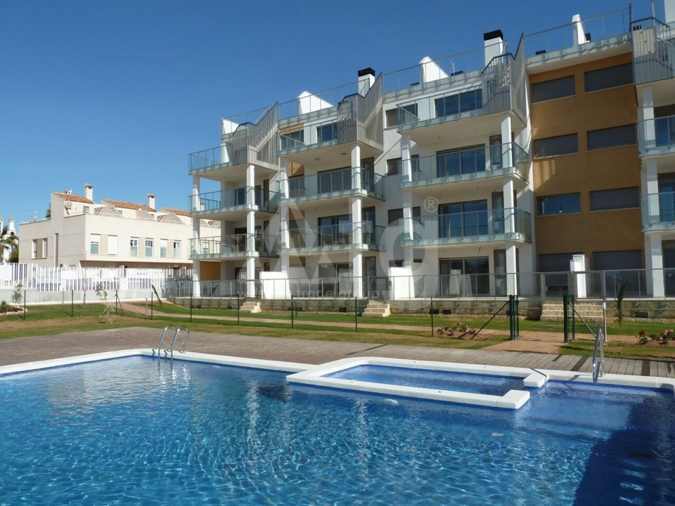 2 bedroom Bungalow in Orihuela - VG7976 - 5