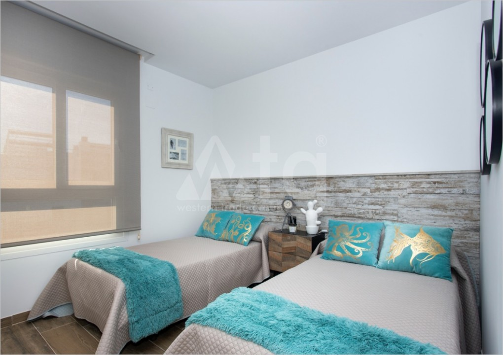 2 bedroom Bungalow in Orihuela Costa - OP8140 - 13