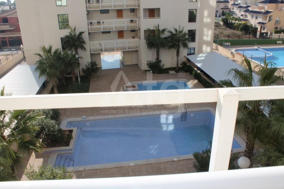 2 bedroom Bungalow in Orihuela - VG7968 - 2