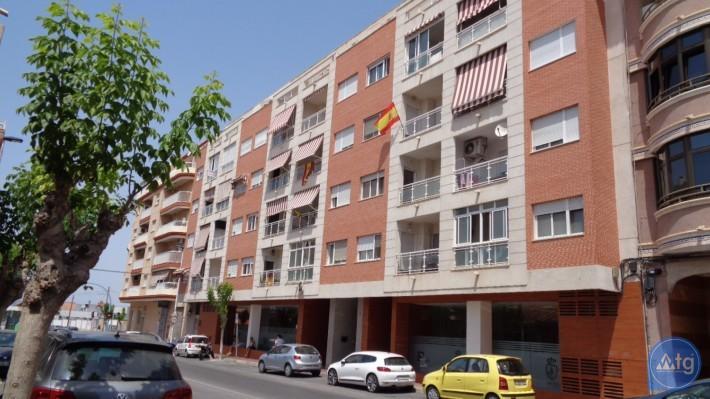 2 bedroom Bungalow in Pilar de la Horadada - BM8414 - 1