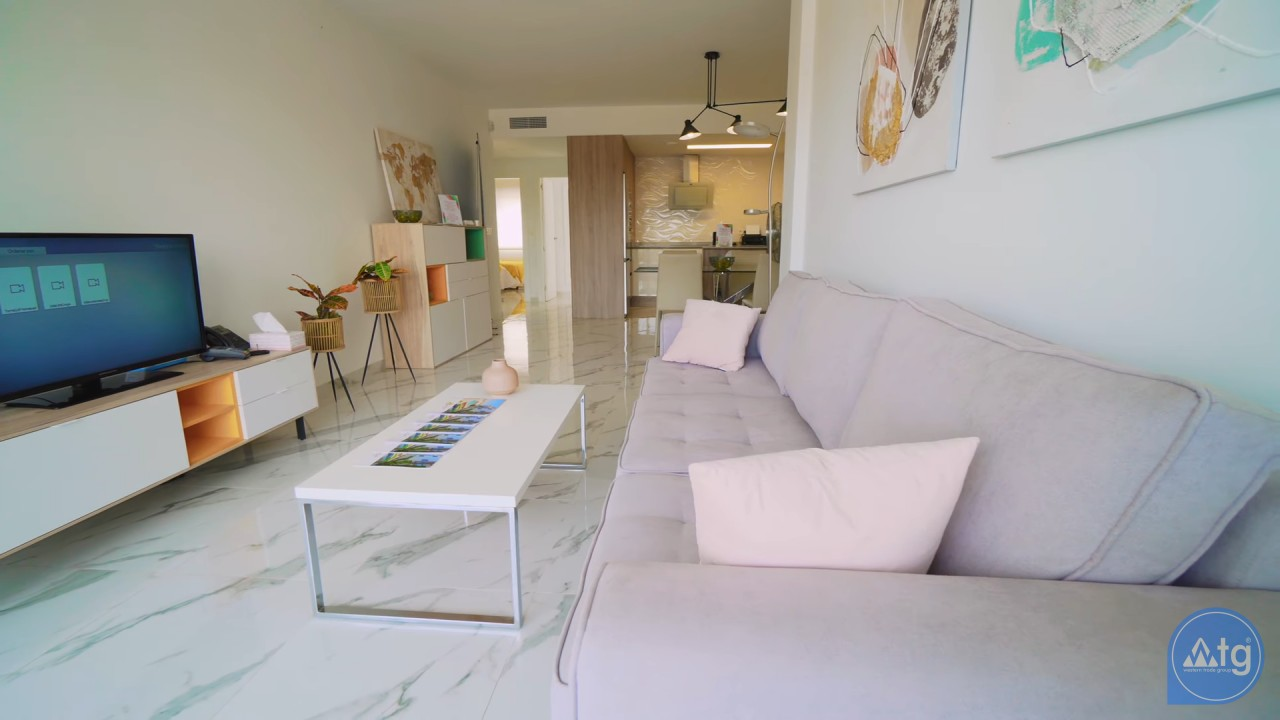 2 bedroom Bungalow in San Miguel de Salinas  - PT6762 - 3