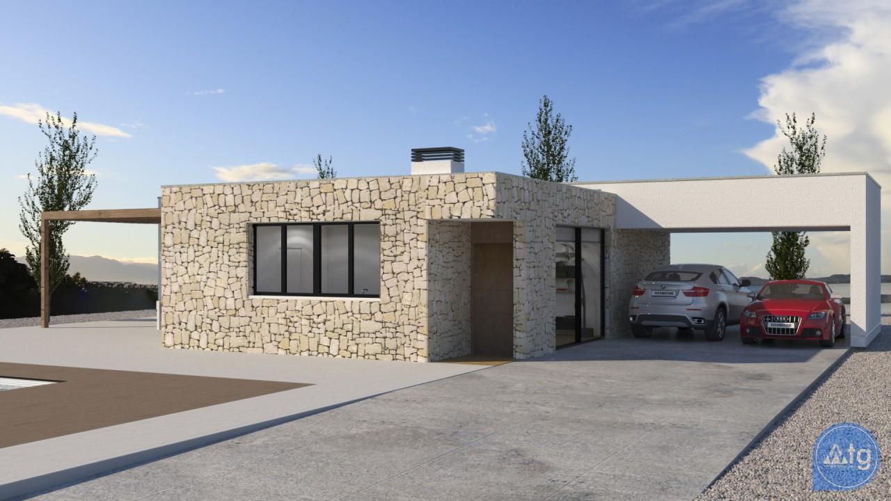 3 bedroom Bungalow in Torrevieja - US6851 - 1