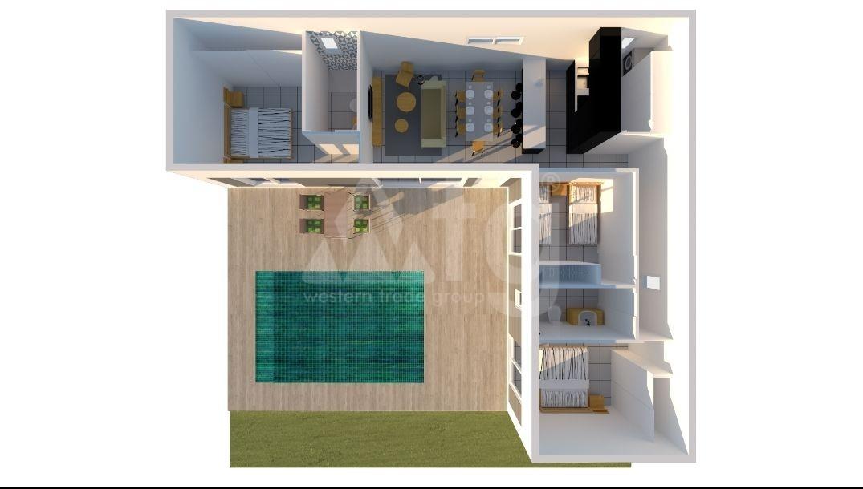 3 bedroom Bungalow in Punta Prima  - NS115767 - 7