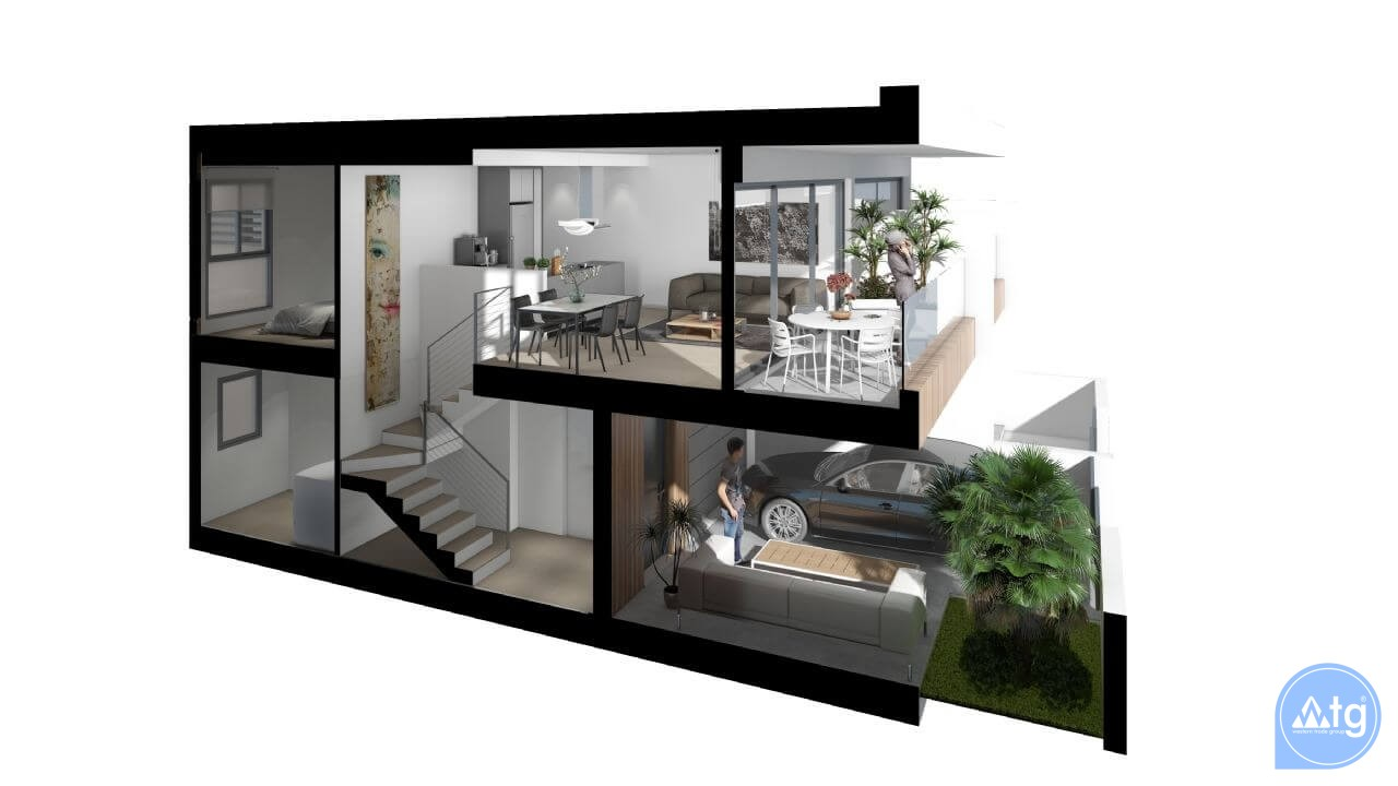 3 bedroom Duplex in Gran Alacant - SUN6227 - 11