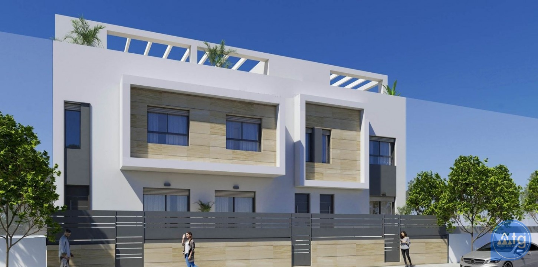 3 bedroom Villa in Ciudad Quesada  - BEV115754 - 1