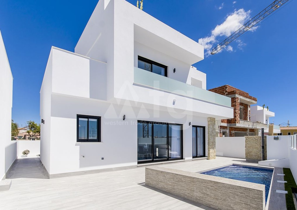 3 bedroom Villa in Ciudad Quesada  - ER7166 - 2